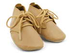 Load image into Gallery viewer, Bobux Soft Sole Desert Lace Up Shoe in Caramel