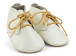 Load image into Gallery viewer, Bobux Soft Sole Desert Lace Up Shoe in Pearl