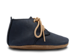 Load image into Gallery viewer, Bobux Soft Sole Desert Lace Up Shoe in Navy