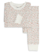 Load image into Gallery viewer, Sleepy Doe Rosy Classic PJ Set