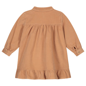 Daily Brat Lilyan Corduroy Dress