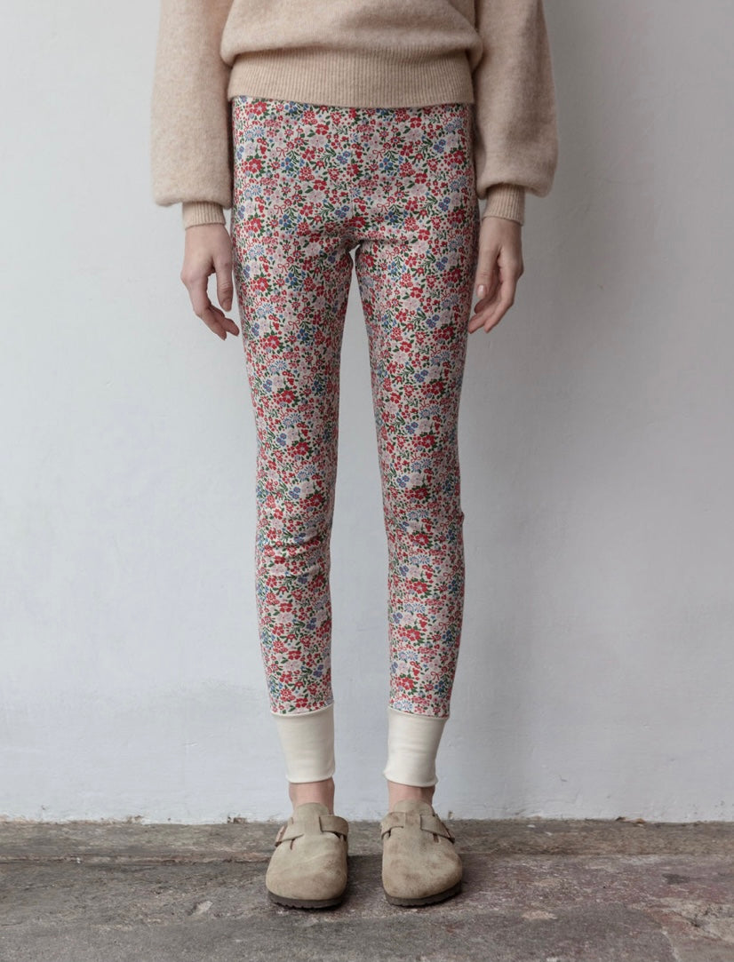 Sleepy Doe Women's Mama Legging Winter Floral