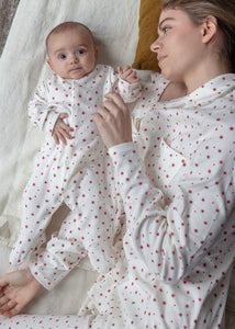 Sleepy Doe Baby Sleepsuit Winter Star