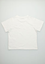 Load image into Gallery viewer, The New Society Embroidered Logo Cotton T-Shirt