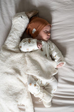 Load image into Gallery viewer, Bonjour Little Baby Day + Night Sleepsuit Tonka