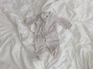 Sleepy Doe Rosy Sleepsuit