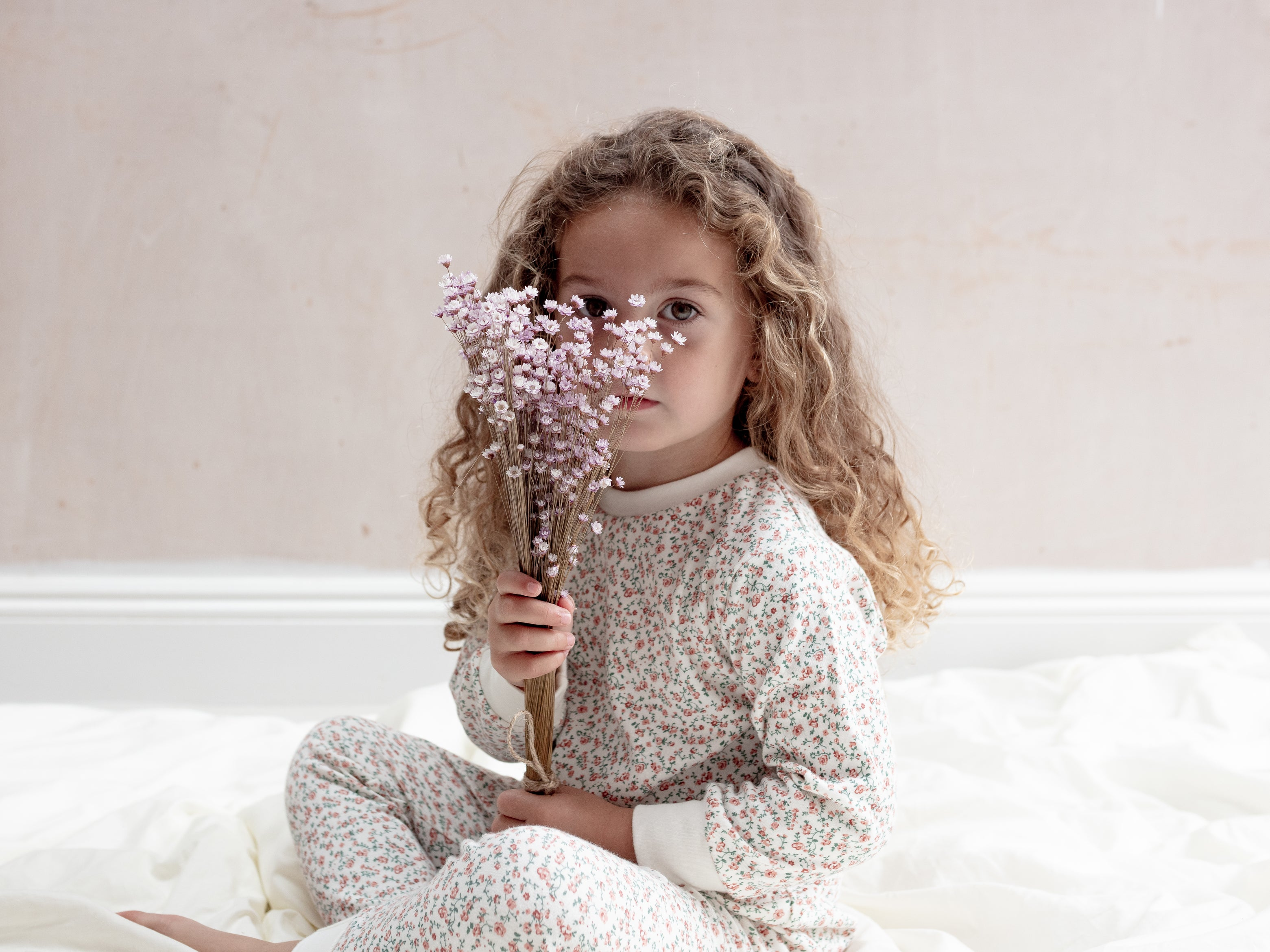 Sleepy Doe Rosy Classic PJ Set