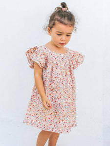 Oak Meadow Bellerose Frill Dress