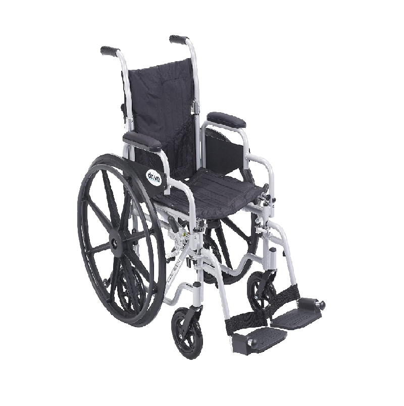 Silla de ruedas transformable Poli Fly de 16""