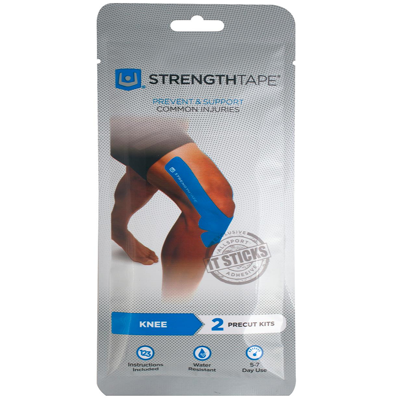 Kinesio tape preecortado kit, Compass Health Brands Corp
