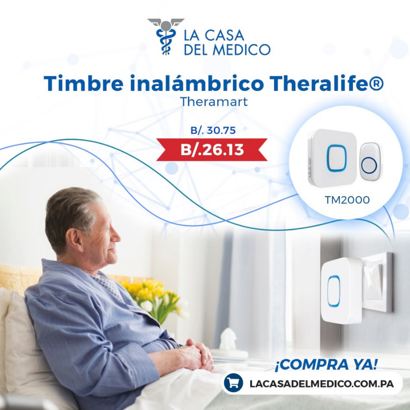 Timbre inalámbrico theralife® Theramart