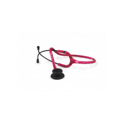 ESTETOSCOPIO DE DOBLE CAMPANA PARA ADULTO, COLOR TACTICAL ROSE MIDNIGHT