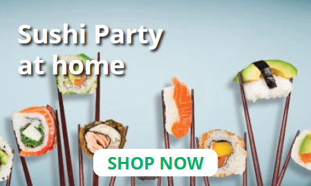 Sushi Party at home