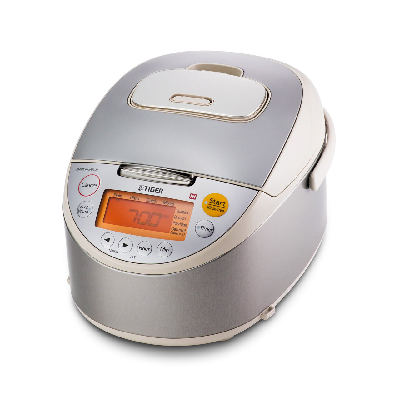 Tiger IH Stainless Steel Multi-Functional Rice Cooker (SKU: 15002)
