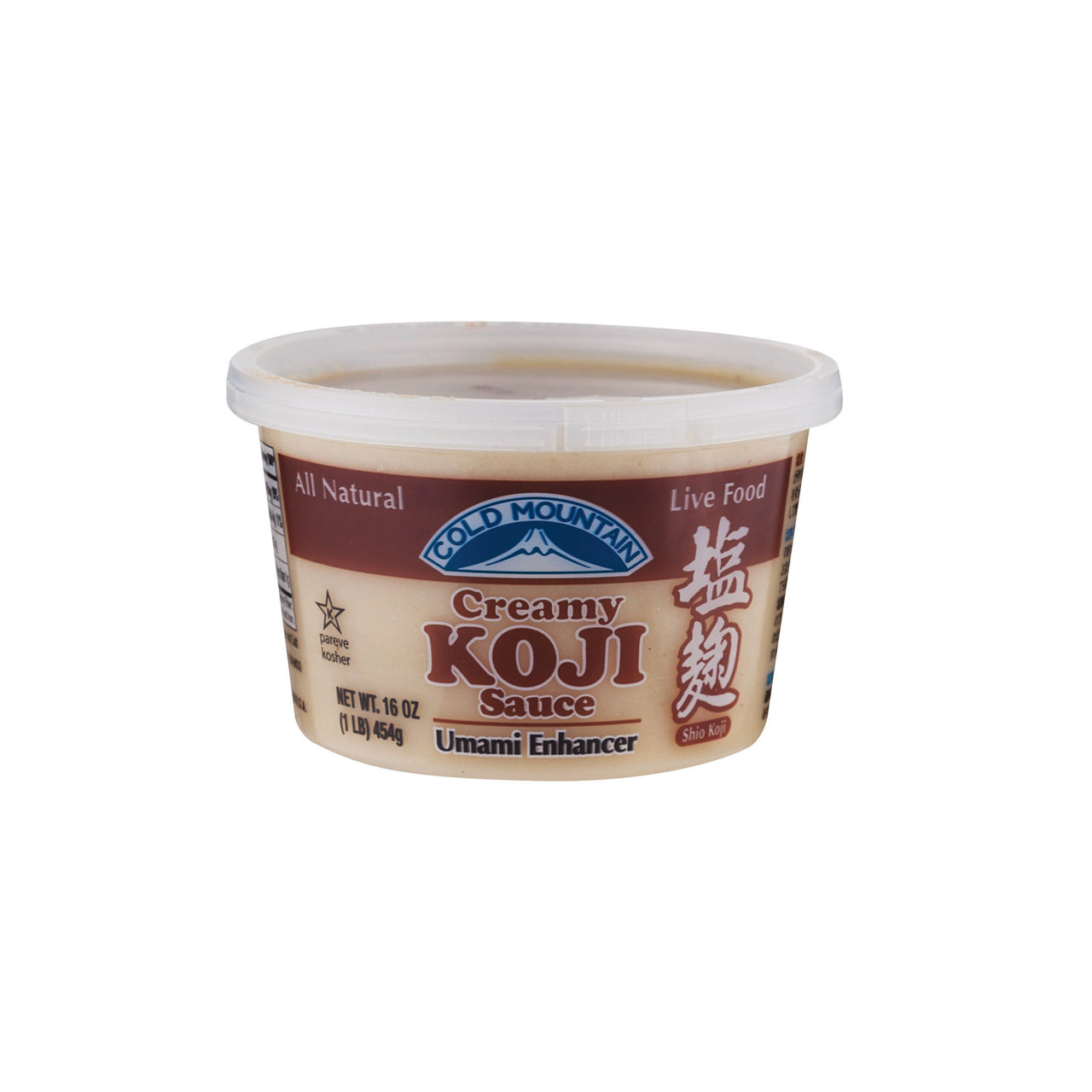 Cold Mountain Creamy Shio Koji Umami Enhancer 1lb (454g) (SKU: 20313)