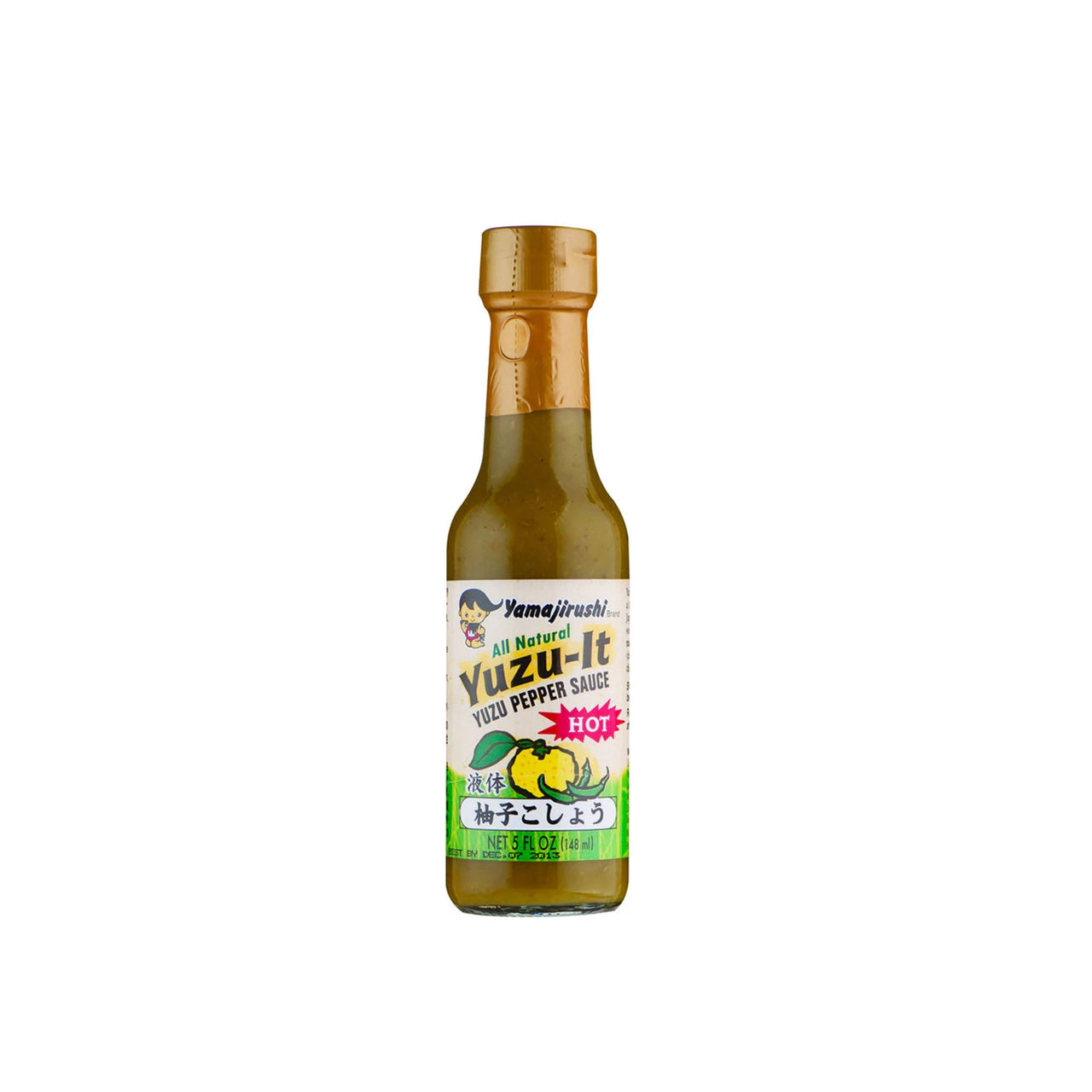Yamajirushi Yuzu-It Citrus Chili Sauce - 5floz (148ml) (SKU: 30266)