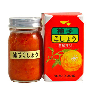 Yuzu Kosho Citrus Red Chili Paste 2.82oz (80g) (SKU: 30273)