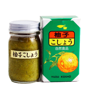 Yuzu Kosho Citrus Green Chili Paste 2.82oz (80g) (SKU: 30515)