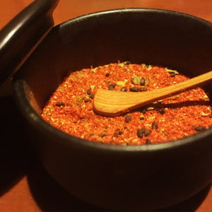 Chiyoda Shichimi Togarashi Mix Chili Pepper 10.5oz (300g)