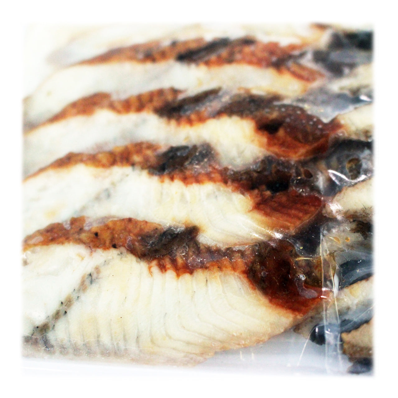 Sliced Unagi Eel 20pcs 7oz (200g) (SKU: 70280)