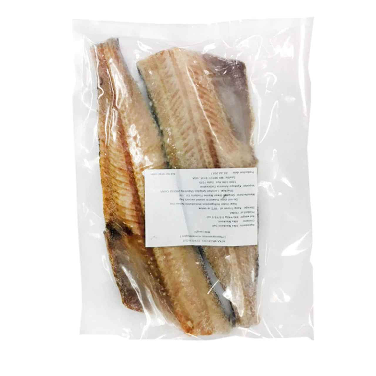 Hokke Shioyaki Grilled Atka Mackerel 2 pieces, 13oz (360g) (SKU: 71254)