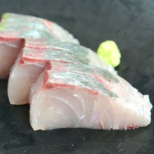 Shima Aji Striped Jack Fillet 1.2lb avg. (540g)