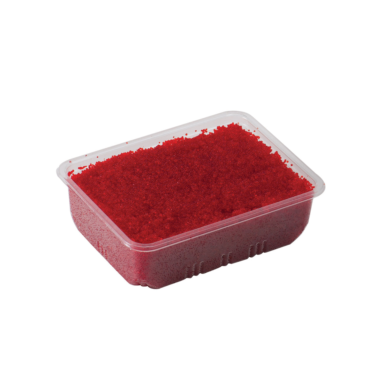 Azuma Foods Tobiko Seasoned Flying Fish Roe 1.1 lbs (500g) - RED (SKU: 74127)