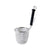 "Noodle Strainer with Plastic Handle (6"" deep) (SKU: 80570)"