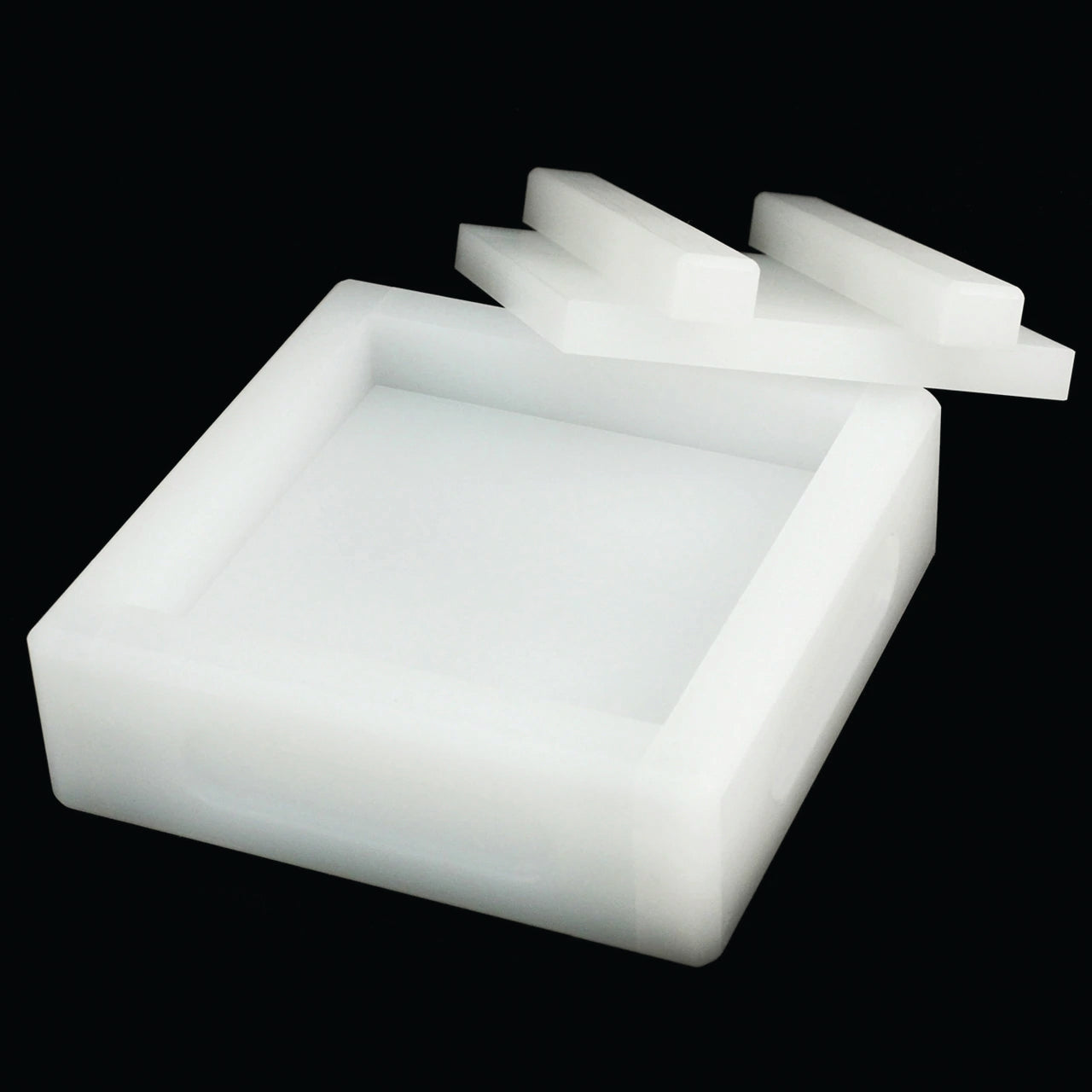 "Plastic Sushi Mold for Oshizushi Pressed Sushi 9"" x 9"" x 4"" (SKU: 90074)"