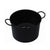 Cast Iron Fire Starter Pot with Handles Large (SKU: 92845)