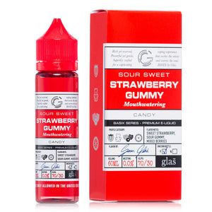 BASIX SERIES | STRAWBERRY GUMMY