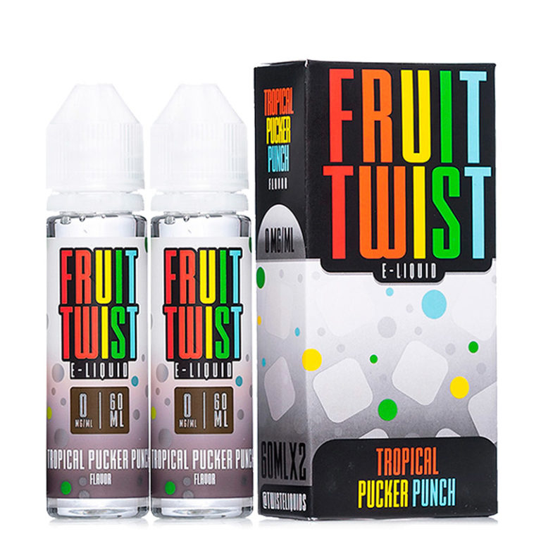 FRUIT TWIST | TROPICAL PUCKER PUNCH