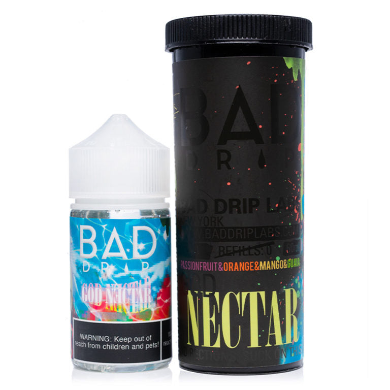 BAD DRIP | GOD NECTAR