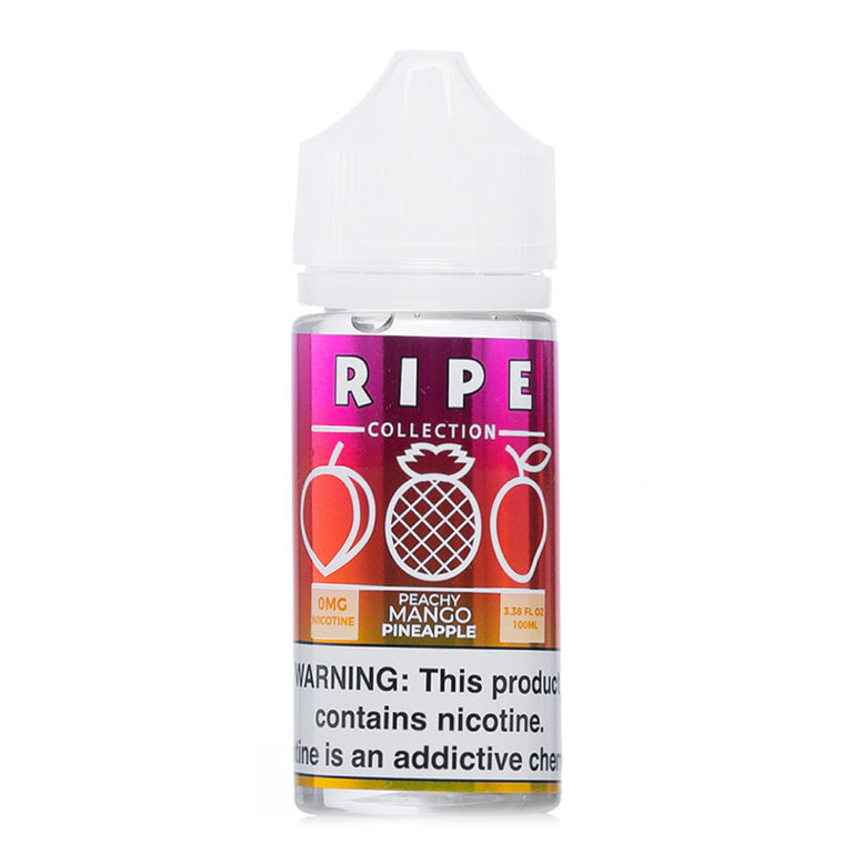 RIPE 100 | PEACHY MANGO PINEAPPLE