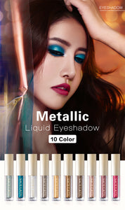 Metallic Liquid Eye Shadow