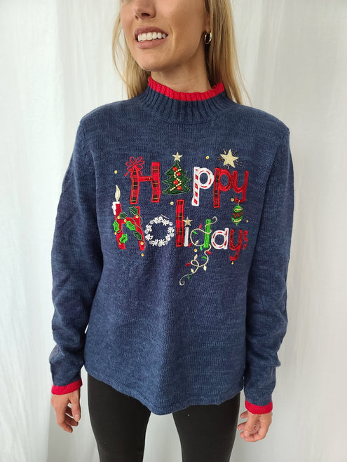 Classic Holiday Vintage Sweaters