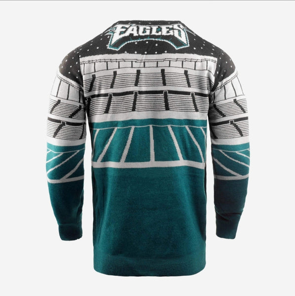 Philadelphia Eagles Light-up Bluetooth Sweater