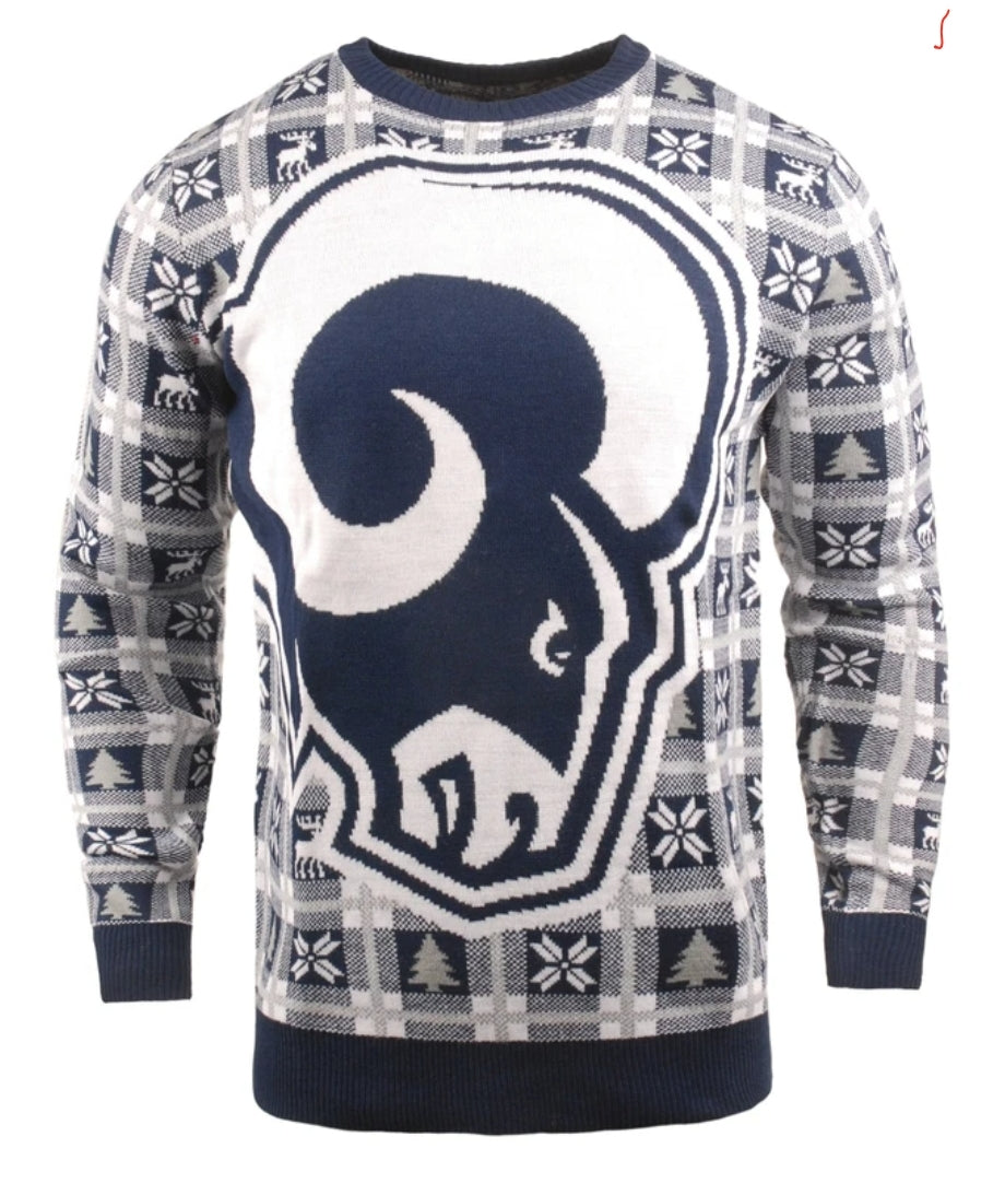 Los Angeles Rams Big Logo Sweater