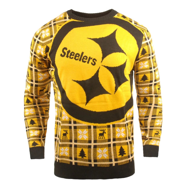 Pittsburgh Steelers Big Logo Sweater