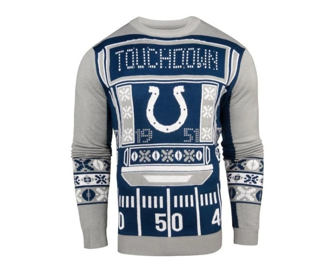 Indianapolis Colts Light-up Sweater