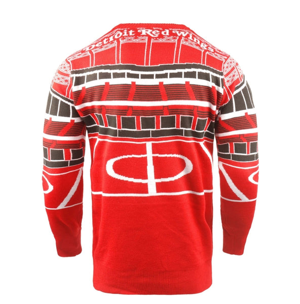 Detroit Red Wings Light-up Bluetooth Sweater