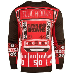 Cleveland Browns Light-up Sweater