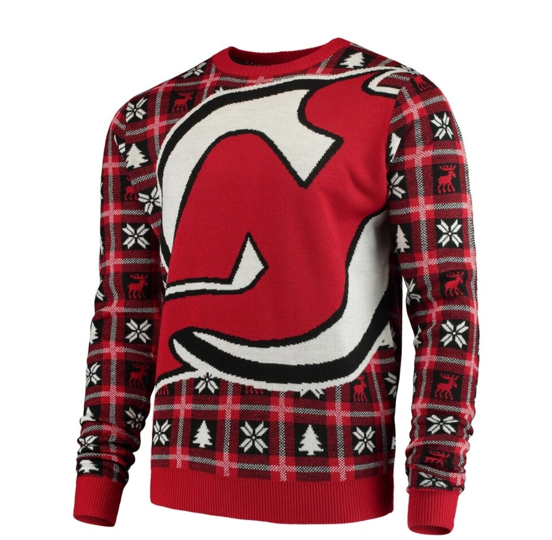 New Jersey Devils Big Logo Sweater