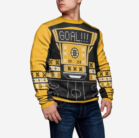 Boston Bruins Light-up Sweater