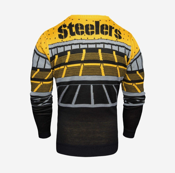 Pittsburgh Steelers Light-up Bluetooth Sweater