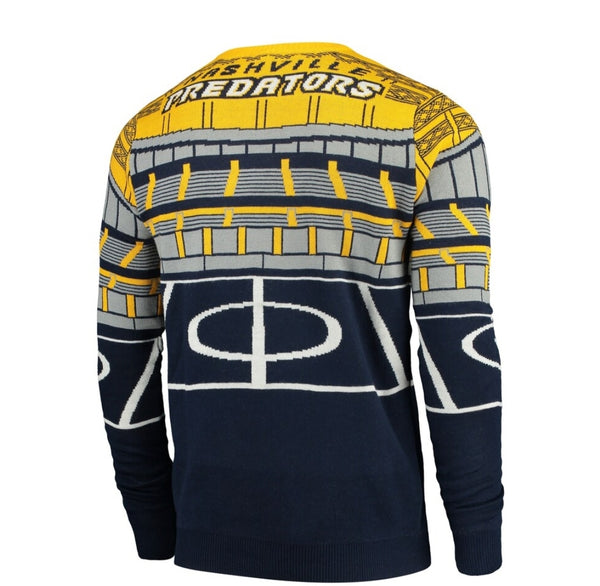 Nashville Predators Light-up Bluetooth Sweater