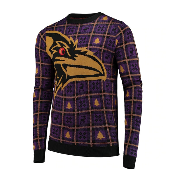 Baltimore Ravens Big Logo Sweater