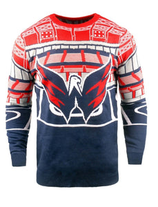 Washington Capitals Light-up Bluetooth Sweater