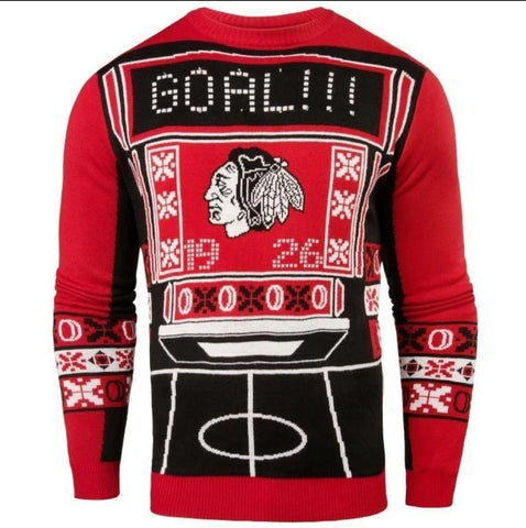 Chicago Blackhawks Light-up Sweater