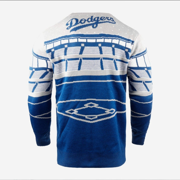 LA Dodgers Light-up Bluetooth Sweater